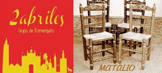 Matalio y Dos Abriles en Rockefeller Sevilla
